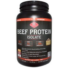 BEEF PROTEIN ISOLATE - BỔ SUNG PROTEIN CAO CẤP TỪ THỊT BÒ