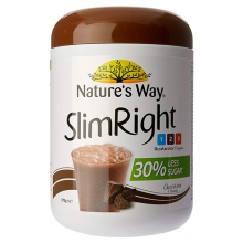 Sữa Giảm Cân Nature'S Way Slim Right Chocolate