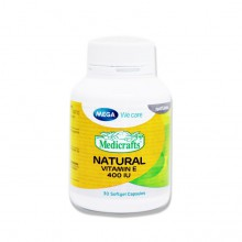 Natural Vitamin E 400Iu( Lọ 30 Viên)