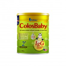 Sữa bột Colosbaby Gold 2+ 800g