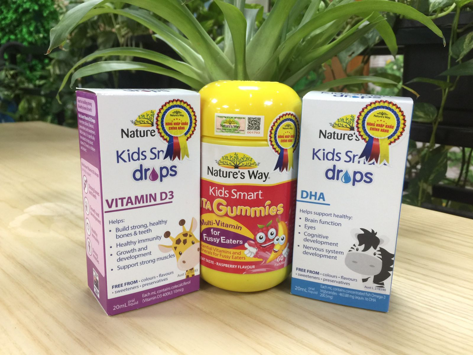 Kids Smart Vita Gummies Multivitamin For Fussy Eaters