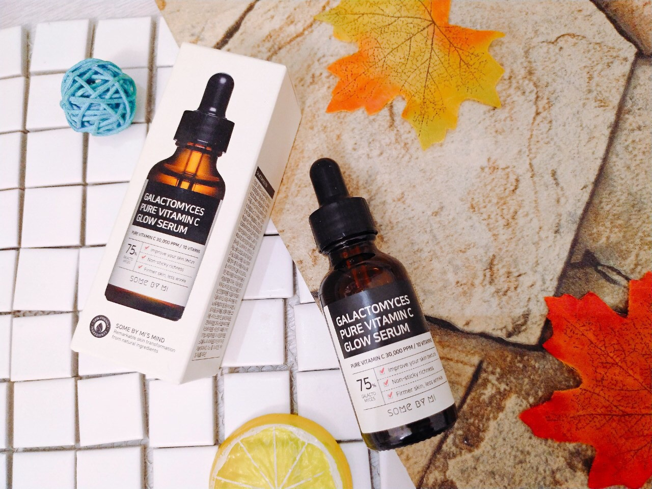 Galactomyces Pure Vitamin C Glow Serum
